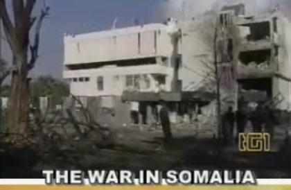 USA bombardieren Somalia 2007