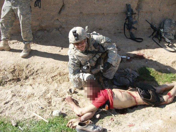 """US-amerikanisches """"Kill Team"""" auf Menschenjagd in Afghanistan"""