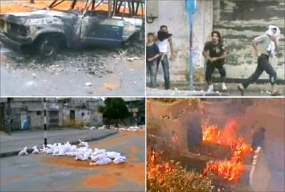 Von der westlichen Welt unterstützte Banden in Syrien