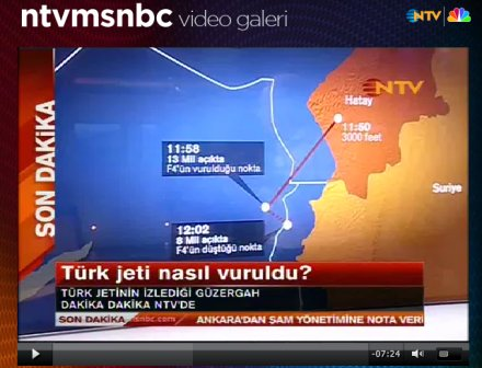 Dritter Screenshot von NTVMSNBC zum F4-Phantom-Zwischenfall vom 22.06.2012